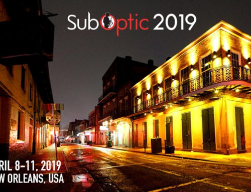 SubOptic Partners With Subsea Industry Leaders And Announces Location For 2019 Conference