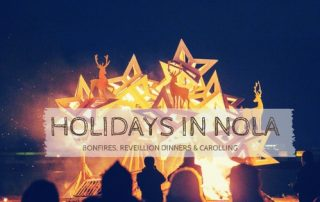 Holidays in New Orleans
