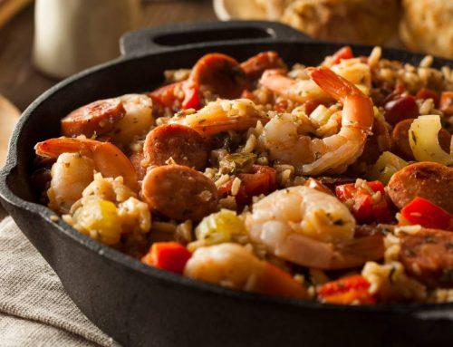 Cajun And Creole Cuisine