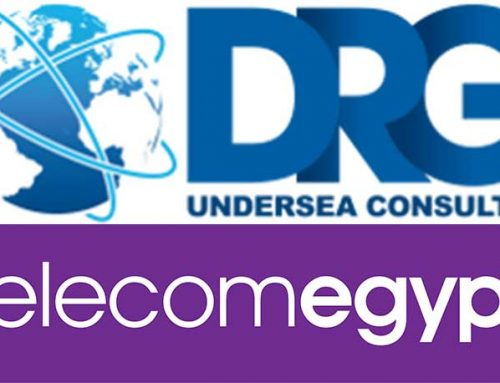 Supporting Sponsors Telecom Egypt and DRG Undersea Consulting Share Their Commitment to the Industry and SubOptic 2019